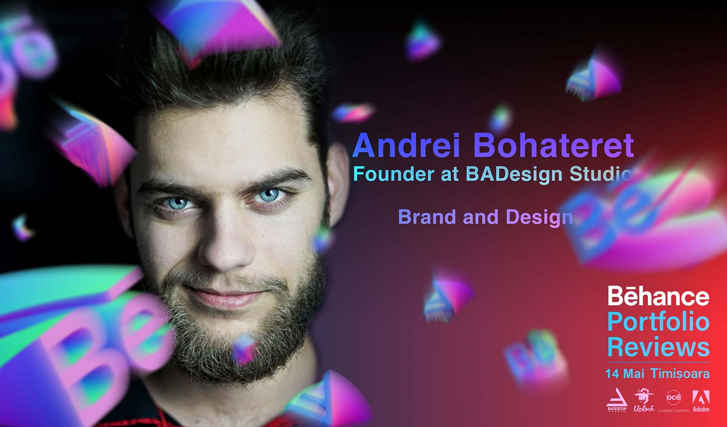 Behance Andrei Bohateret BADESIGN