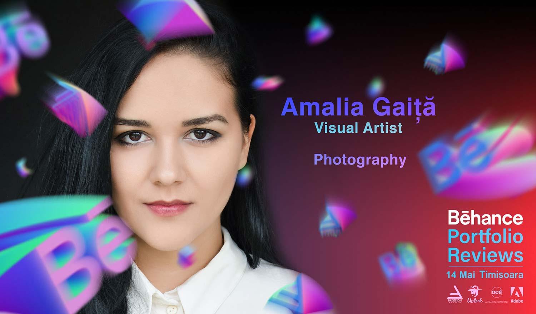 Behance Amalia Gaita