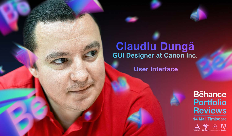 Behance Claudiu Dunga OCE CANON
