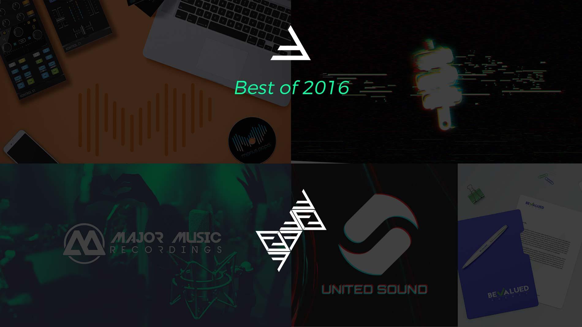 Best of 2016 – Branding