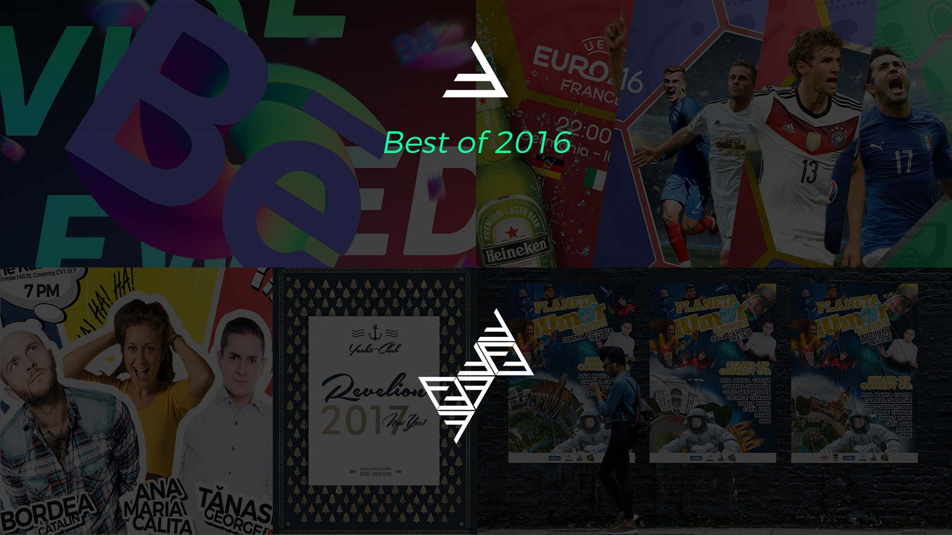 Best of 2016 – Graphic Design