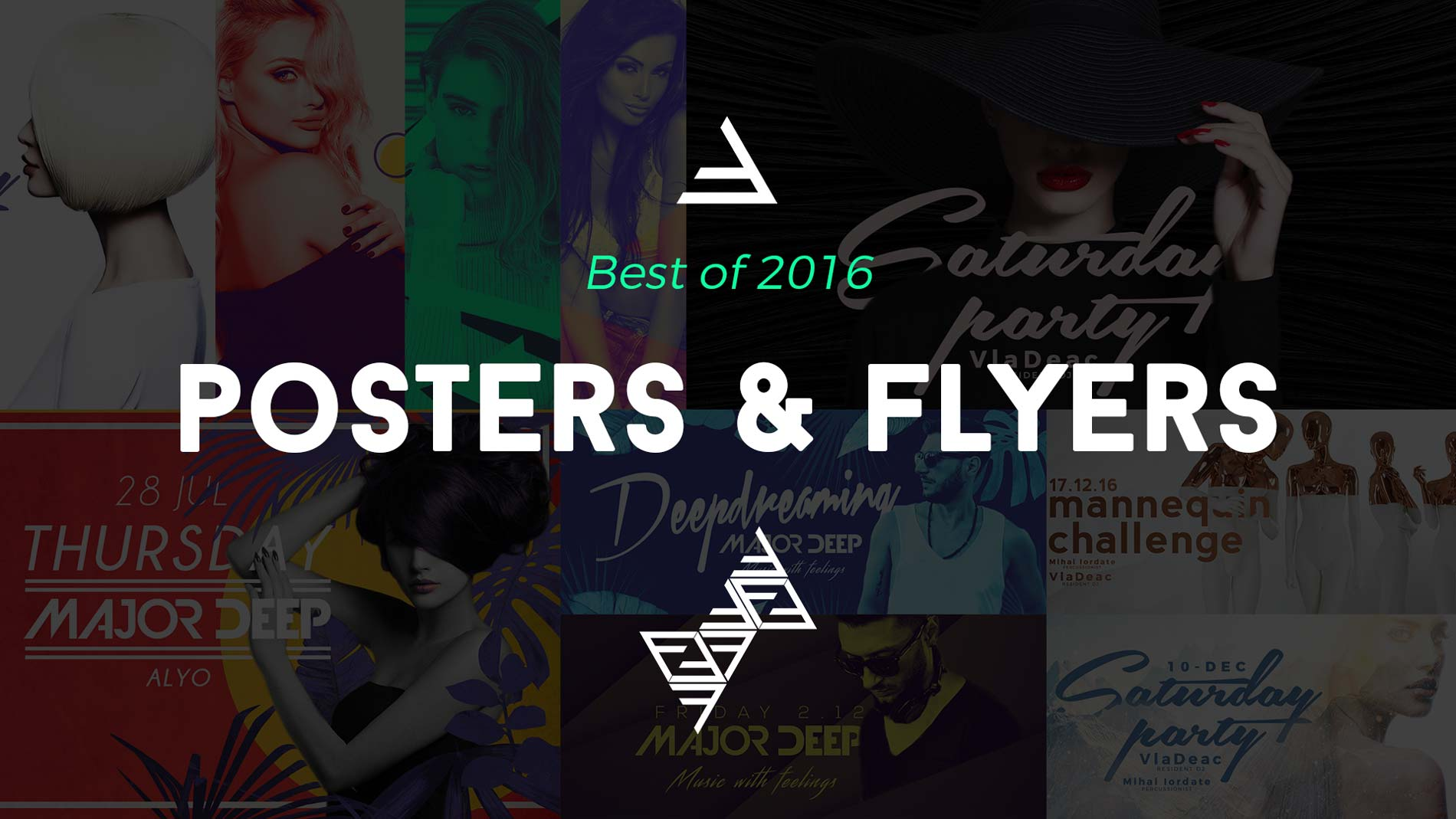 Best of 2016 – Posters